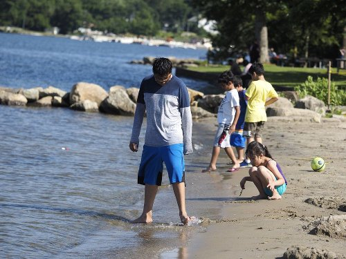 Trying to beat the heat? Check out N.J.'s lakes, reservoirs and swimming holes