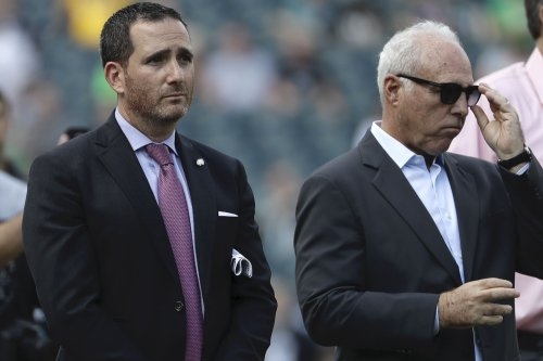 Eagles' Howie Roseman is an easy target, but Jeffrey Lurie is a problem without a solution | Opinion