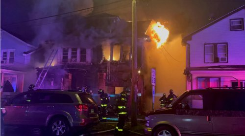 Due to technical issue, fire chief was not dispatched to blaze where 3 died, officials say