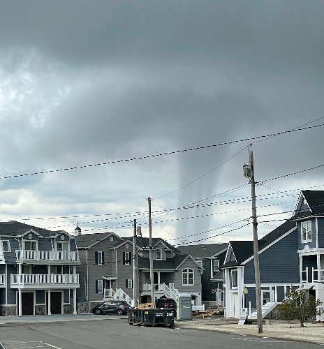 Massive waterspout spotted in Barnegat Bay, drawing special marine warning off Jersey Shore