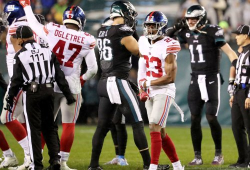 Giants' Sam Beal pleads guilty to gun-related charges, clouding his future   More details on arrest