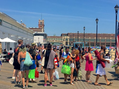 Jersey Shore favorite named one of country's 25 most popular beach towns