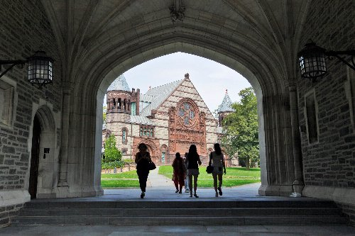 Princeton University's sexual misconduct policies must not confuse justice with vengeance   Opinion