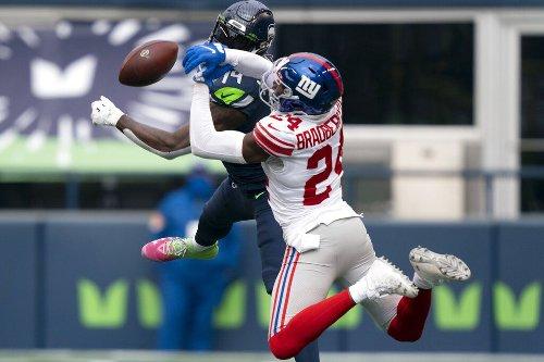 Ex-Pro Bowler DeAngelo Hall: Giants' James Bradberry is 1 of the 3 best cornerbacks in the NFL