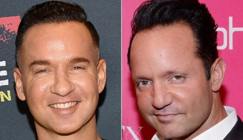 Mike 'The Situation' Sorrentino defends calling cops on brother. 'This is what tough love looks like.'