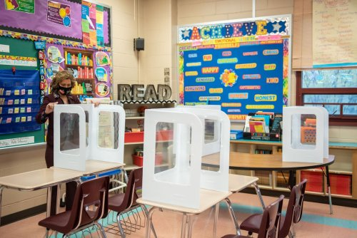 20 N.J. schools have gone virtual this school year due to COVID or flooding