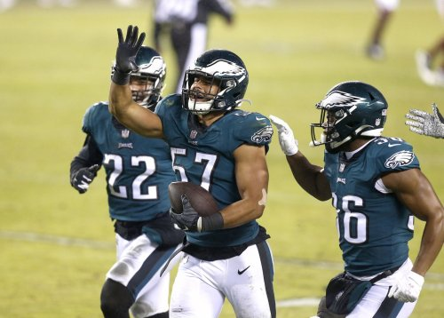 Projecting Eagles' depth chart ahead of training camp: Who will start at linebacker? How will wide receiver group stack up?