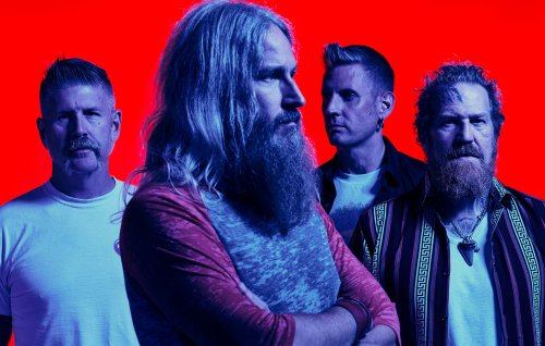 Mastodon release new single 'Sickle and Peace' ahead of double album