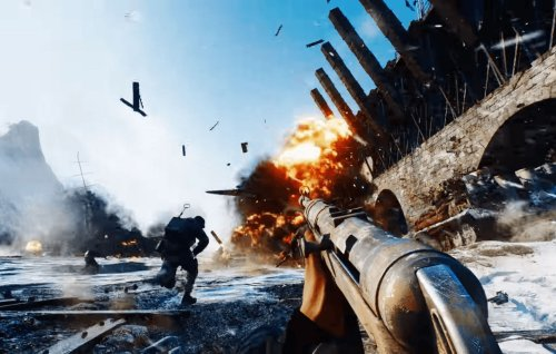 Two new 'Battlefield 6' images have reportedly leaked