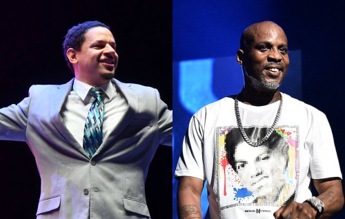 """Eric Andre pays tribute to the late DMX: """"He was born to rap"""""""