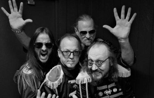 Beatles and Metallica mash-up band Beatallica announce new album