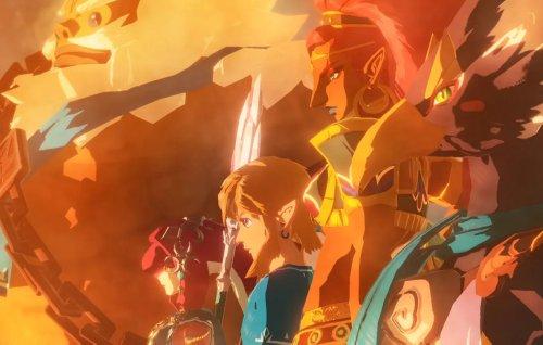 Nintendo confirms 'Hyrule Warriors: Age Of Calamity' bonus DLC content