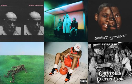 The best albums of 2021 (so far!)