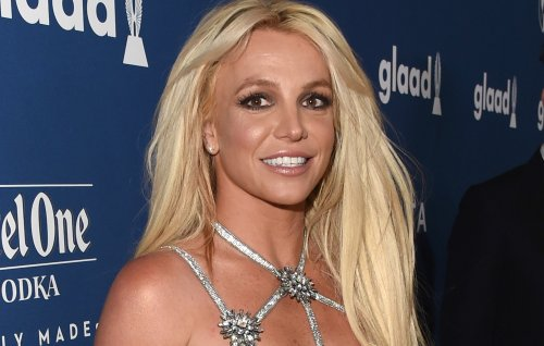 """Britney Spears says she's writing a book about a murdered girl's ghost """"stuck in limbo"""""""