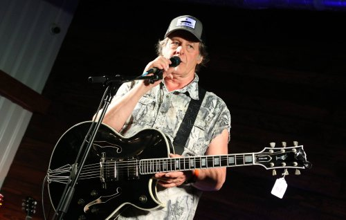 Ted Nugent tested positive for coronavirus one week after performing maskless in Florida
