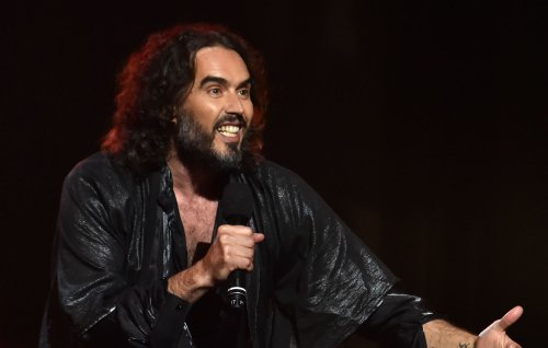 Russell Brand announces 'The 33 Tour' across the UK this summer