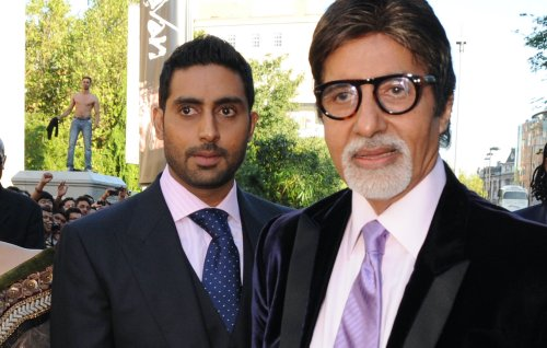 Bollywood star Amitabh Bachchan and son in hospital with coronavirus