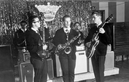 'Louie Louie' guitarist, Mike Mitchell of The Kingsmen, has died aged 77