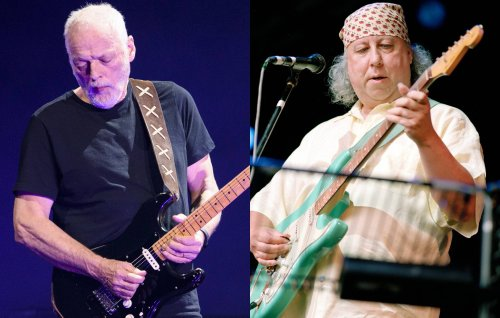 David Gilmour and late Peter Green team up for 'Need Your Love So Bad' cover