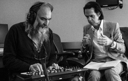 Warren Ellis on if he's the 'Yoko Ono' who split Nick Cave from the Bad Seeds