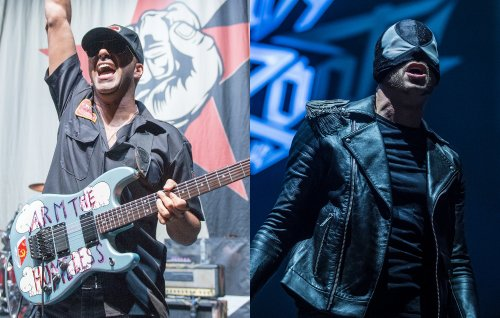 Tom Morello and The Bloody Beetroots release joint EP, 'The Catastrophists'