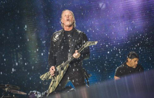 Metallica play first full concert of 2021 with surprise club show in San Francisco
