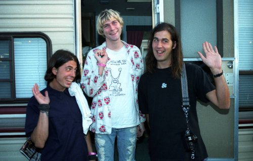 Dave Grohl and Krist Novoselic support Nirvana publicist's GoFundMe