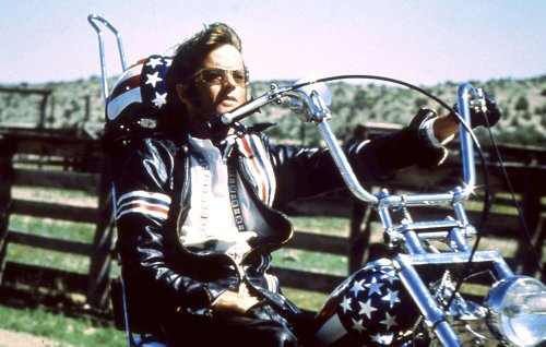 'Easy Rider' Harley-Davidson motorbike to be sold at auction