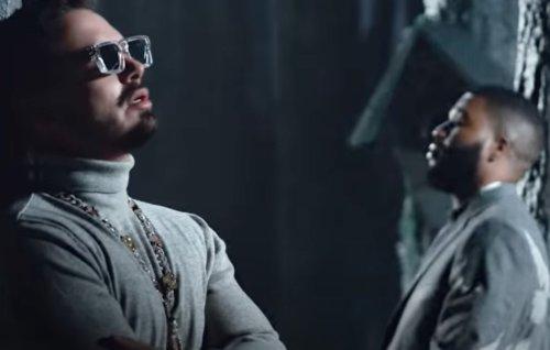 Listen to J Balvin and Khalid's new collaboration, 'Otra Noche Sin Ti'