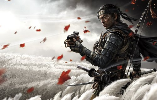 'Ghost of Tsushima' removes 'only on PlayStation' from box