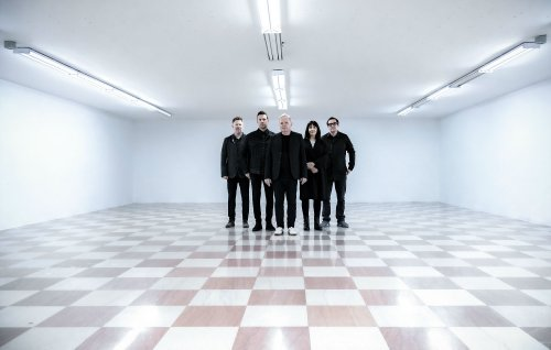 New Order team up with Arthur Baker for new 'Be A Rebel' remix