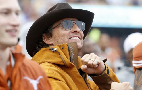 """Matthew McConaughey has been """"making calls"""" about running for Texas governor"""