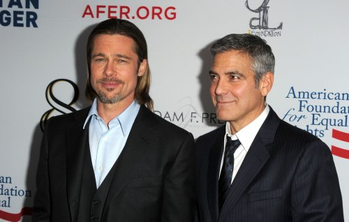 Brad Pitt and George Clooney to reunite for new thriller