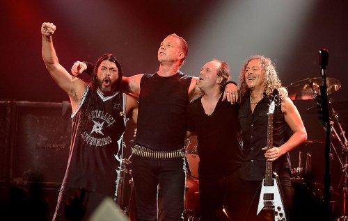 Metallica file lawsuit against Lloyd's Of London over pandemic-postponed show losses