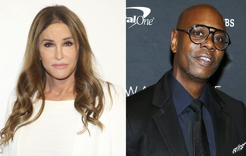 Caitlyn Jenner defends Dave Chappelle over Netflix controversy
