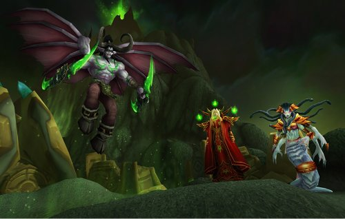 'Word of Warcraft: The Burning Crusade' release officially confirmed