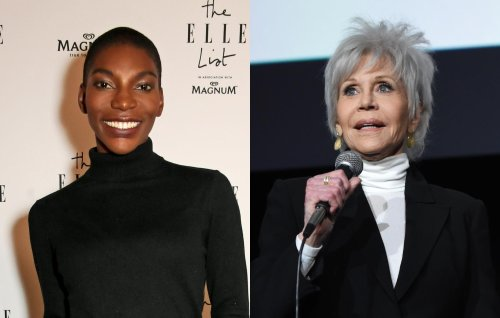 """Michaela Coel on Jane Fonda's fandom of 'I May Destroy You': """"I can see that she really gets it"""""""
