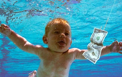 Nirvana's 'Nevermind' baby wants his naked image censored on 30th anniversary reissue