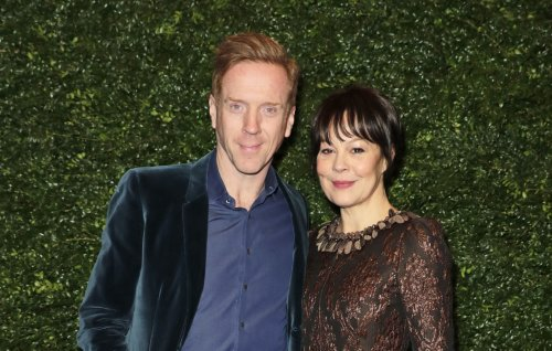 Damian Lewis shares touching tribute to late wife Helen McCrory