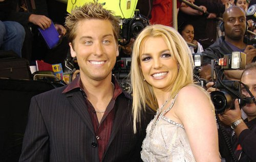 """Lance Bass says he's been """"kept away"""" from Britney Spears for years"""