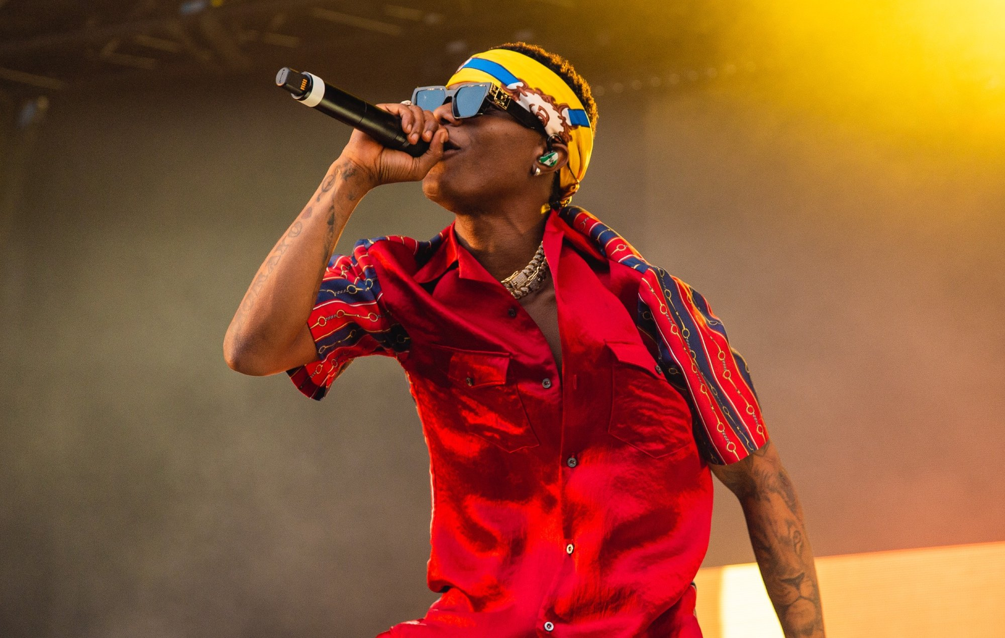 Wizkid announces one-off London O2 Arena show for 2021