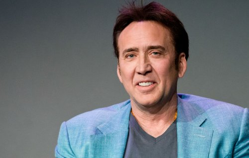 Nicolas Cage explains why he's not going to watch his new film
