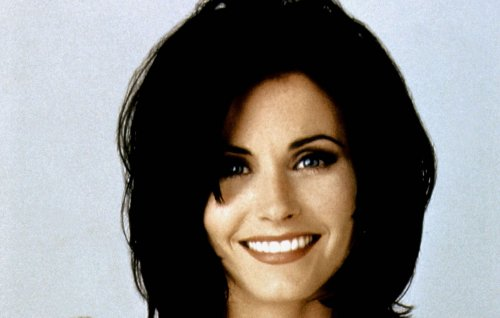 """Courteney Cox: """"It hurt my feelings"""" to be only 'Friends' actor not nominated for an Emmy"""