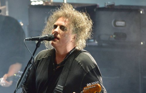 The Cure's Robert Smith thinks the band's next album will be their last