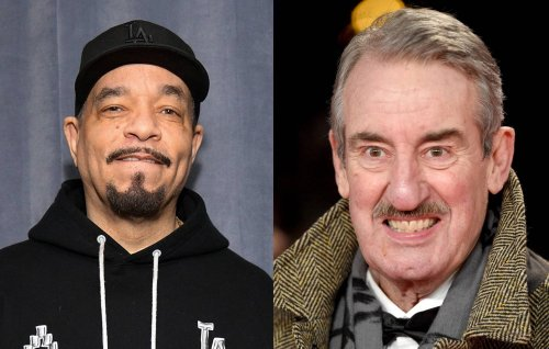 """Ice T pays tribute to """"close internet friend"""" 'Only Fools & Horses' John Challis"""