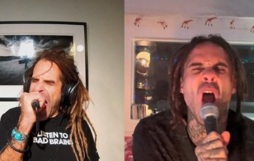 Watch Lamb Of God cover Bad Brains with Fever 333's Jason Aalon Butler