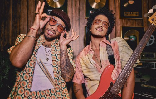 Bruno Mars and Anderson .Paak release their first single as Silk Sonic | NME