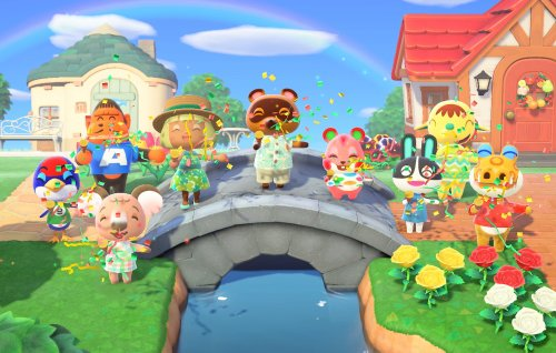 'Animal Crossing' and more inducted into World Video Game Hall Of Fame