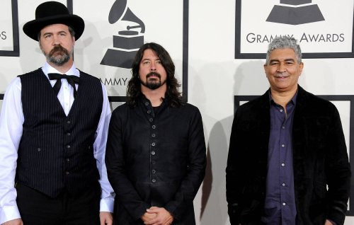 """Nirvana's surviving members have recorded """"really cool"""" new music"""