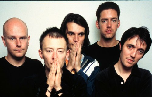 Radiohead add full discography to Bandcamp